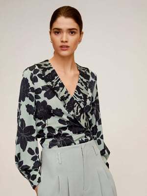 Блуза в принт | 5370167