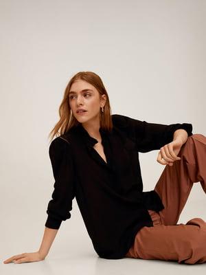 Блуза чорна | 5370185