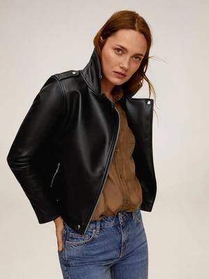 Куртка чорна | 5370172