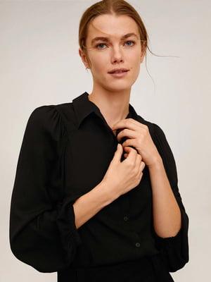 Рубашка черная | 5322911