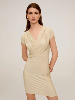 Сукня бежева | 5370192