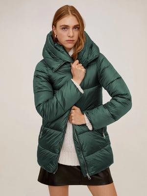 Куртка зелена | 5370042