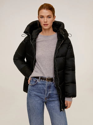 Куртка чорна | 5370043