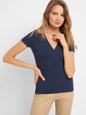 Блуза синя | 5368589