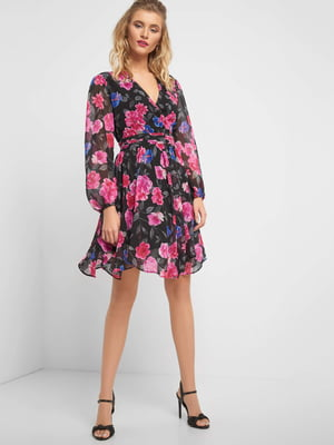 Платье в цветочный принт | 5368723