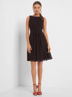Платье черное в горох | 5368729