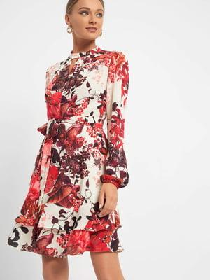 Сукня в квітковий принт | 5368734