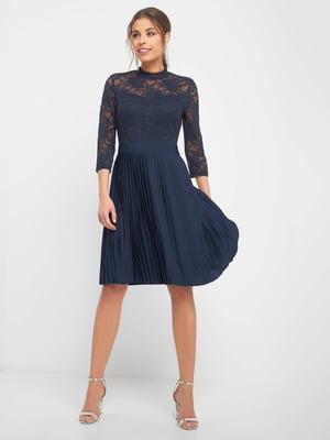 Сукня синя | 5368737