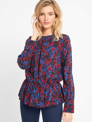 Блуза в квітковий принт | 5368848
