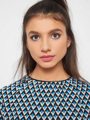Блуза в геометрический принт | 5368850