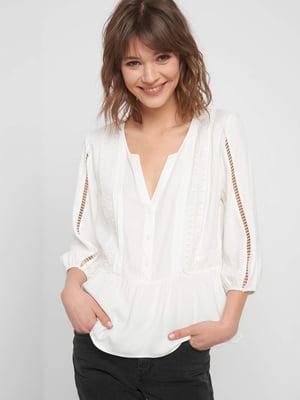 Блуза біла | 5368887