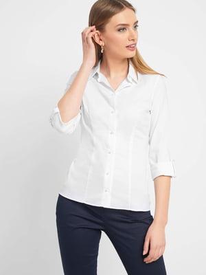 Рубашка белая | 5368892