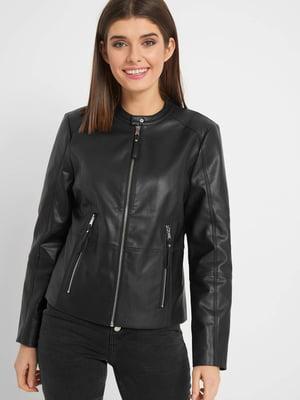 Куртка чорна | 5368927
