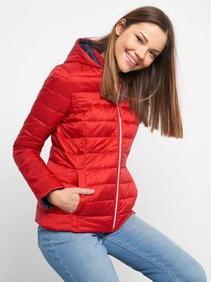 Куртка красная | 5368930
