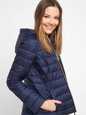 Куртка темно-синя   5368931