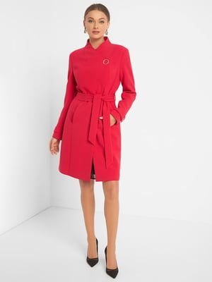 Пальто червоне | 5368936
