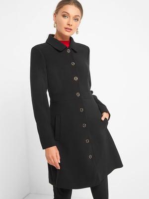 Пальто чорне | 5368937