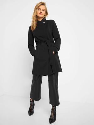 Пальто чорне | 5368938