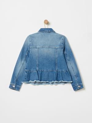 Куртка синя | 5324321