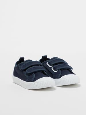 Кроссовки синие   5372041