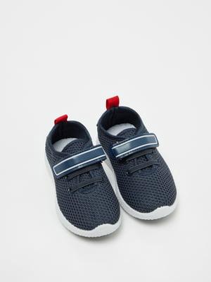 Кроссовки синие   5372042