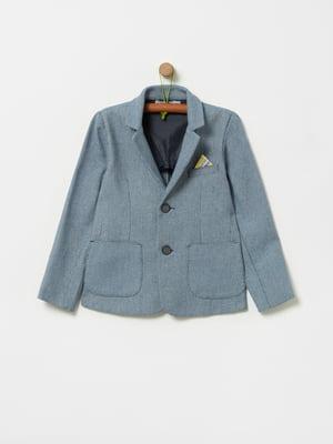 Піджак синій | 5372061
