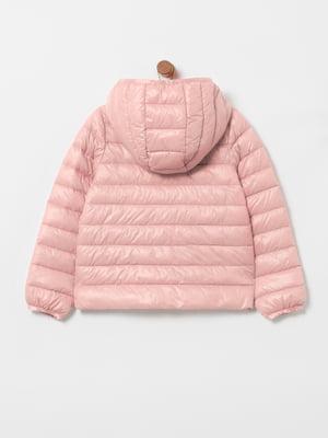 Куртка розовая   5372070