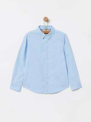 Рубашка голубая | 5372078