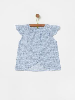 Блуза в принт | 5372109