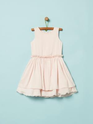 Платье розовое | 5372185