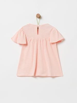Блуза рожева | 5372387