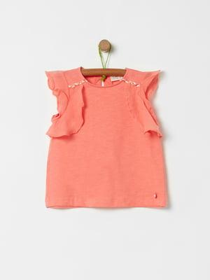Блуза рожева | 5372389
