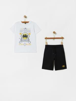 Комплект: футболка и шорты | 5372419