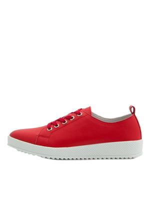 Кеди червоні | 5374205