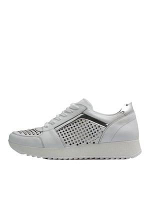 Кроссовки белые | 5374219