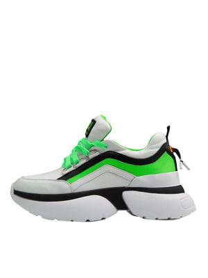 Кроссовки разноцветные | 5374220