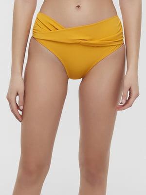 Трусы купальные желтые | 5372619