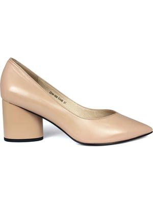Туфлі бежеві | 5374388