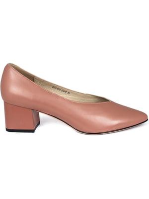 Туфлі бежеві | 5374392