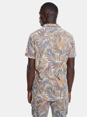 Рубашка в принт | 5369131