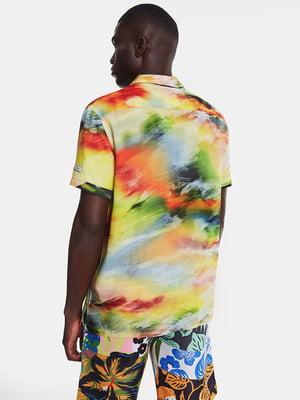 Рубашка в принт | 5369141