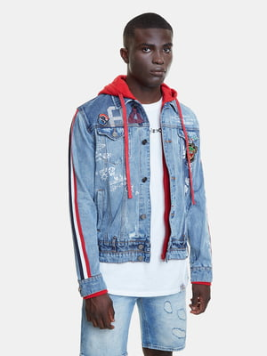 Куртка голубая | 5369161