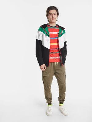 Куртка трехцветная | 5369163