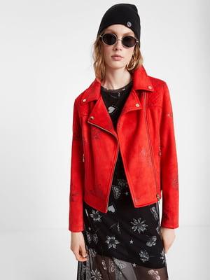 Куртка червона | 5369253