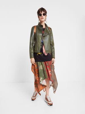 Куртка кольору хакі | 5369254