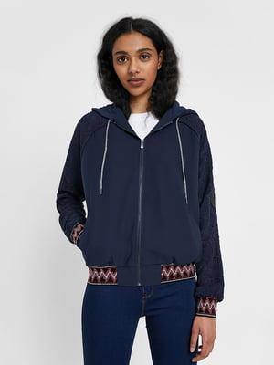 Куртка синя | 5369259