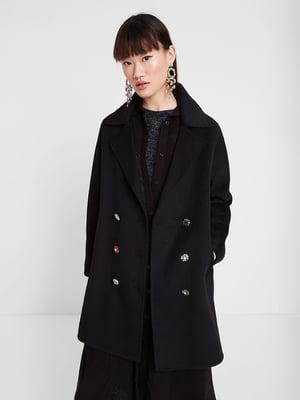 Пальто черное | 5369263