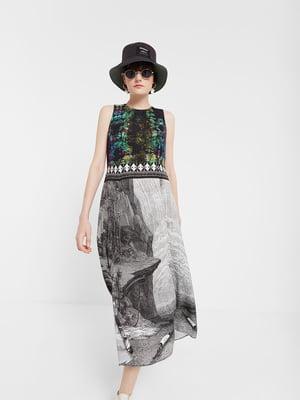 Платье в принт | 5369378