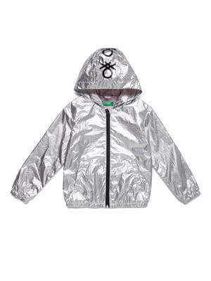 Куртка срібляста | 5320572