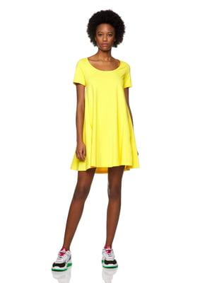 Платье желтое | 5321044